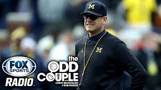 The Odd Couple - Is Jim Harbaugh Overrated or Underrated?