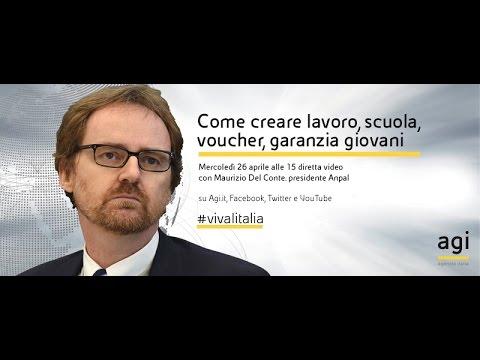 #vivalitalia con Maurizio Del Conte
