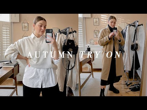 What I'll Be Wearing This Autumn | Try On Haul | I Covet Thee