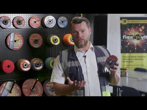 What are the benefits of the 7.0mm Maxx3 Inox grinding wheel?