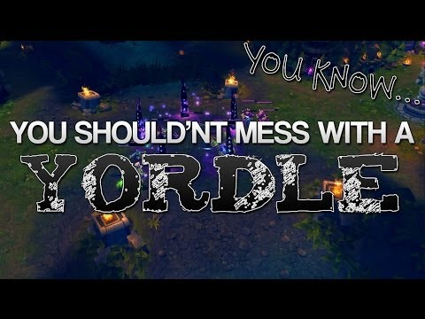 Instalok - Yordle (Katy Perry - Dark Horse ft. Juicy J PARODY) - Instalok  - d1aZc4rNJBU -