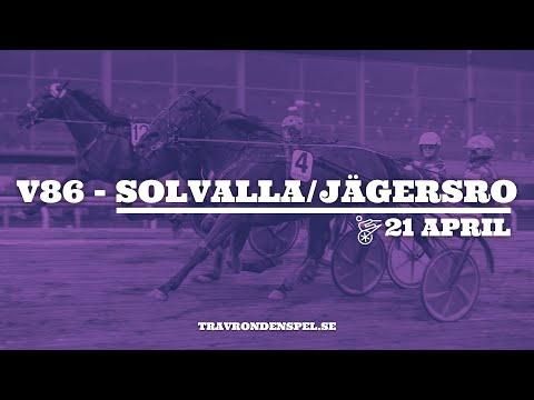 V86 tips Solvalla/Jägersro | 21 april 2021