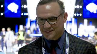 Steve Yzerman | 2019 NHL Draft Day 2