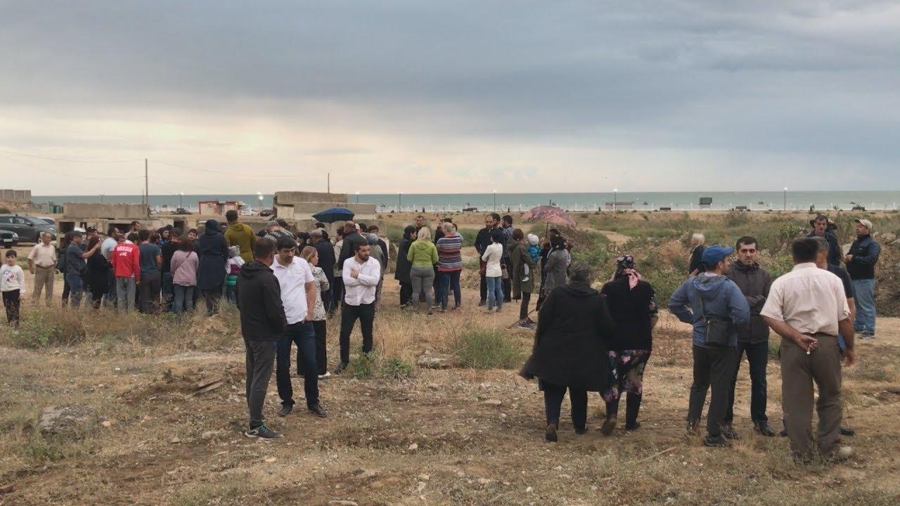 Каспийск: горожане против отелей на пляже