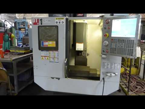 Haas DT-1 at F.P. Miller Company, Mfg. 2010