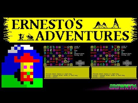 Ernesto's adventures