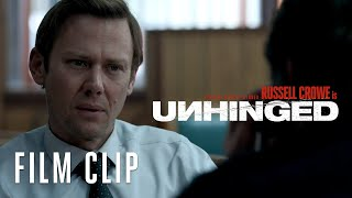 UNHINGED - MOVIE CLIP - You're B HD