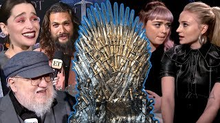 Who the Game of Thrones Cast Wants on the Iron Throne! (Exclusive)