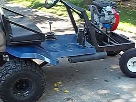 how to jump start a b414 tractor