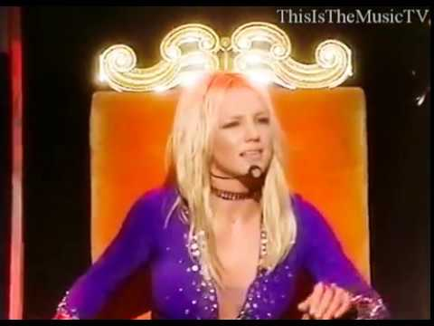 Britney Spears - (I Can't Get No) Satisfaction - LIVE in London (OIDIA Tour)