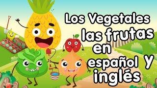 Vegetales en inglés canciones infantiles