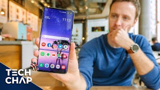 Samsung Galaxy S10 Plus - 10 Things You Need to Know! | The Tech Chap