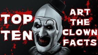 Top 10 Art The Clown Facts!