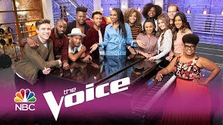 The Voice 2017 - Behind The Voice: Team Jennifer (Digital Exclusive)