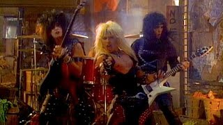 Mötley Crüe - Too Young To Fall In Love (Official Music Video)