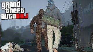 GTA 5 Roleplay - DOJ 22 - Finding Bigfoot