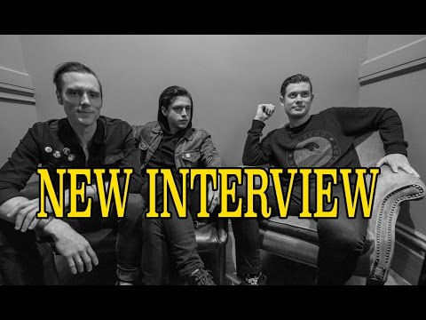 Dreamers Interview with Music Junkie Press in SF HD