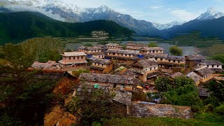 A jourrny to Ghandruk- full Documentary(Top tourisam Destination in Nepal)