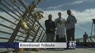 SF Archdiocese Leads Vigil For Woman Fatally Shot At Pier 14