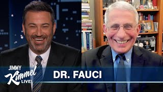 Dr. Fauci on People Not Getting Vaccinated, Conspiracies & Misinformation and Last Talk with Trump