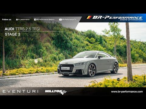 Audi TTRS 2.5 TFSI / MILLTEK Active Valve Control / By BR-Performance