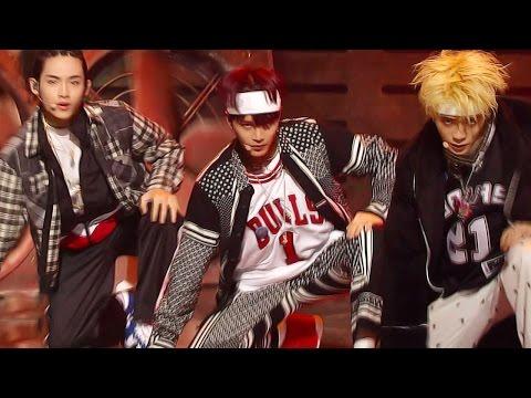 《Comeback Special》 NCT 127 - 無限的我(무한적아;LIMITLESS) @인기가요 Inkigayo 20170108