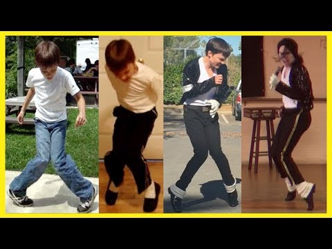 10 Years Impersonating Michael Jackson