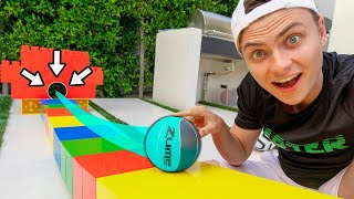 IMPOSSIBLE TRICK SHOT CHALLENGE - WIN $10,000