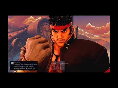Street Fighter V CE: ICA_827 [Ryu] VS SenzoMight [Ryu] Ranked Match (Mirror Match)