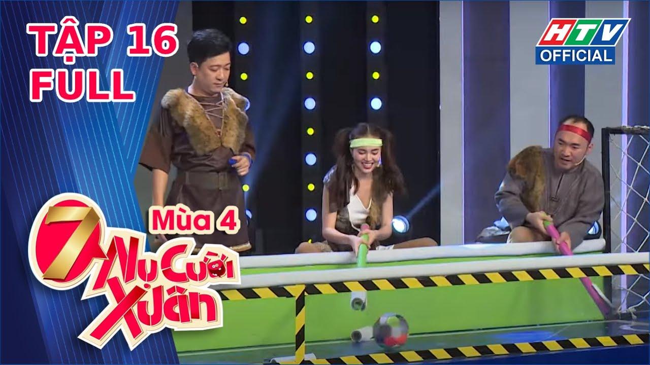 7 NỤ CƯỜI XUÂN - TẬP 16 | Lanh cách mấy Yuno Bigboi và Ricky Star cũng chào thua Vỹ Dạ - Ngân