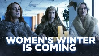 Why Summer is Women's Winter