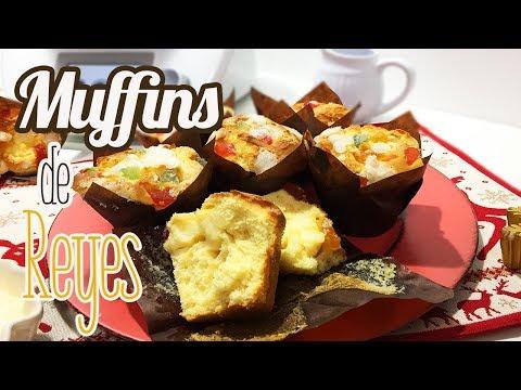 Muffins Rosco?n de Reyes