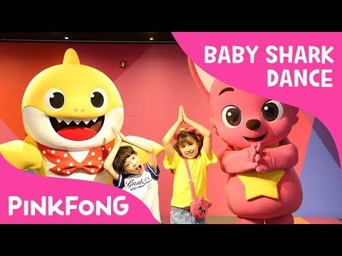 Original Baby Shark   Go #BabySharkChallenge   Special Thank You Video   Pinkfong