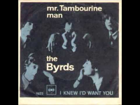 byrdys hey mr tambourine man pdf