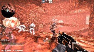 CS:GO · Zombie Escape Mod 2019: ze_Meatropolis_p2 - Stage 1 - GFL Server