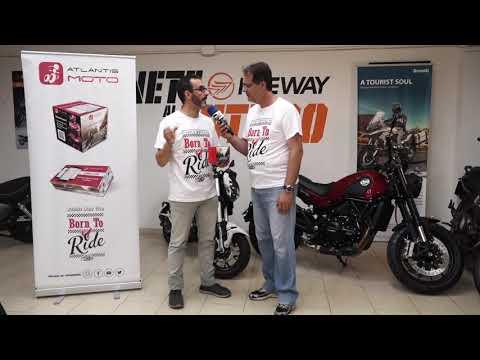 Motosx1000:  Localizador GPS para motos Atlantis Moto