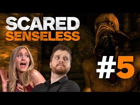 Amnesia: Prison Panic - Scared Senseless Episode 5