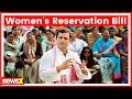 Rahul Gandhi writes to Congress alliance Govt., resolution to reserve 1/3 seats for women