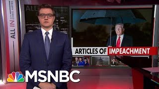 Chris Hayes: The Stakes For Trump's Impeachment Are Very High | All In | MSNBC