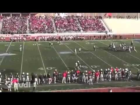 Manase Foketi OT #67 6'5 310lbs West Texas A&M 2012 Highlights