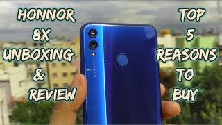 Honnor 8X Unboxing and Review - YouTube
