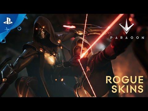 Paragon - Rogue Skins Trailer | PS4