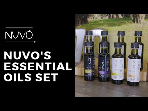 Nuvo Olive Oil Essential Oils