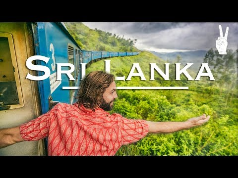 Sri Lanka's Scenic Train Ride from Kandy to Ella
