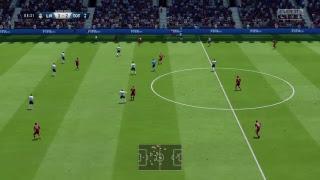 Playing Fifa19