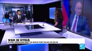 """War in Syria: """"One of the worst humanitarian disasters of our time"""""""