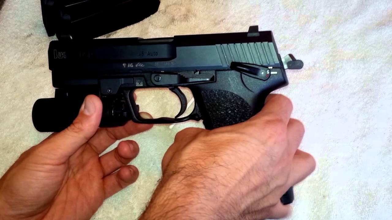 hk usp 45 review i love this gun youtube. Black Bedroom Furniture Sets. Home Design Ideas
