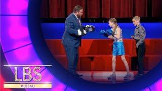 Evnika Shows Off Her Amazing Boxing Skills | Little Big Shots Australia