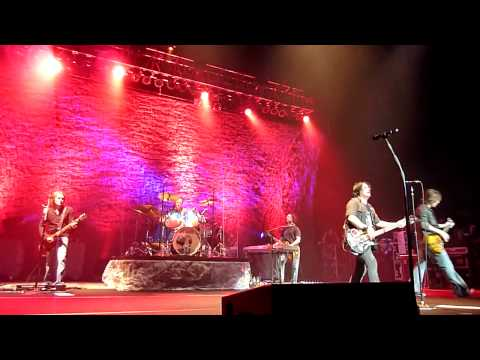 Goo Goo Dolls - Now I Hear and Tucked Away - Hershey Theatre April 13, 2010