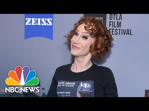 Comedian Kathy Griffin Shares She Needs Surgery For Lung Cancer